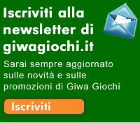 iscriviti alla newsletter di giwamaterassi