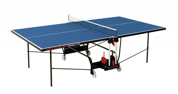 Tavolo ping pong 173 da interno blu high muster - Tavolo ping pong interno ...