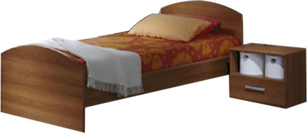 Letto singolo per materasso 90x200 - Mal di schiena a letto ...