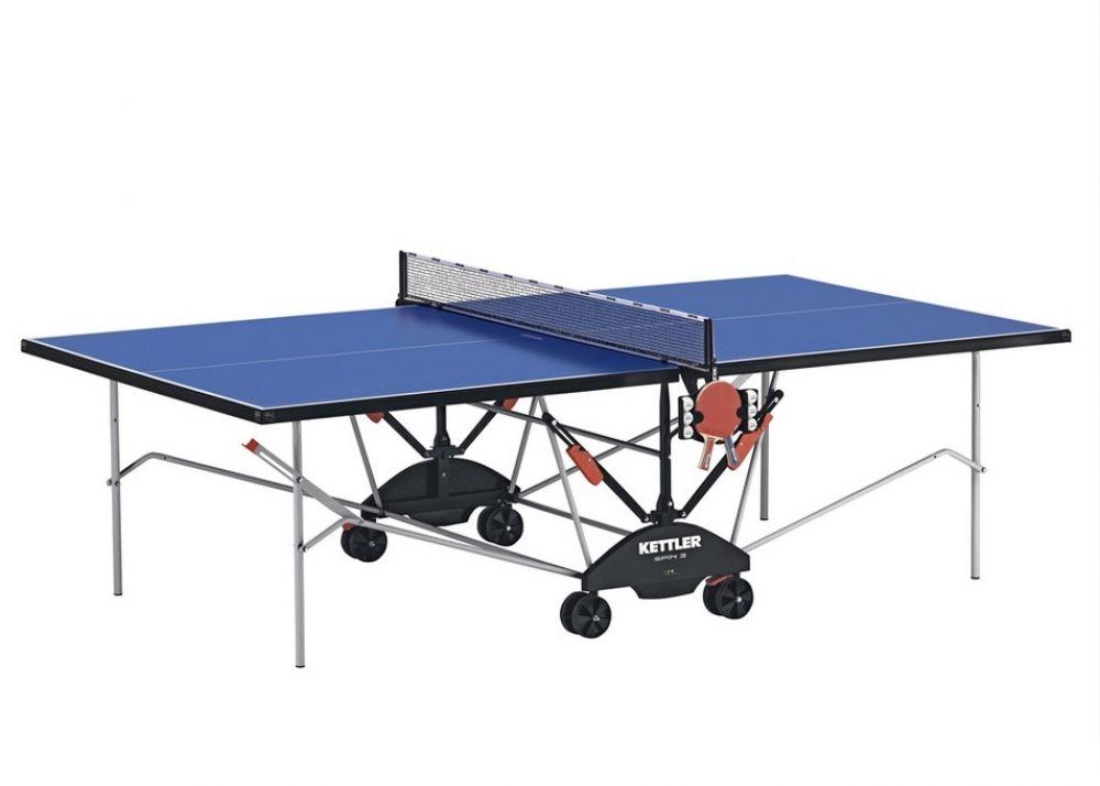 Tavolo ping pong spin 5 kettler - Tavolo ping pong interno ...