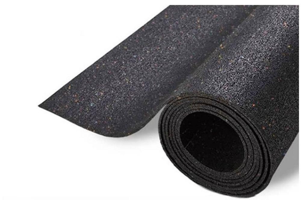 Pavimento in gomma grana finissima a rotoli 5 mm 12 mq - Pavimento in gomma per esterni ...