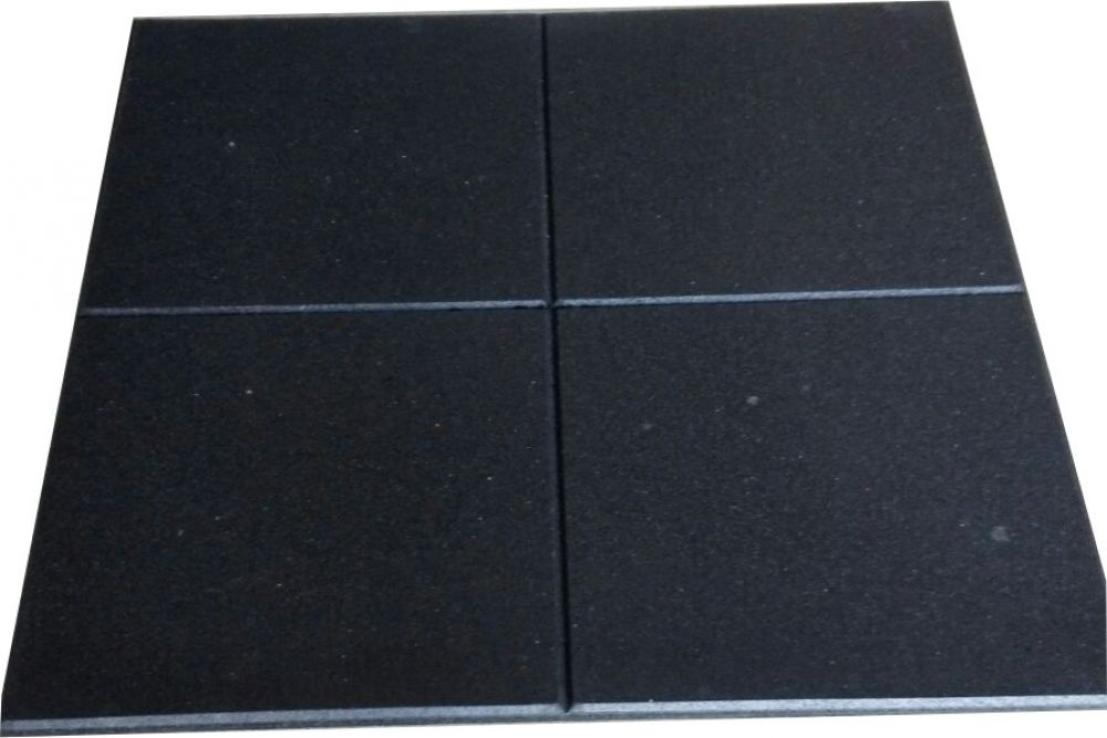 Pavimento antitrauma tfloor per palestra e crossfit grana fine
