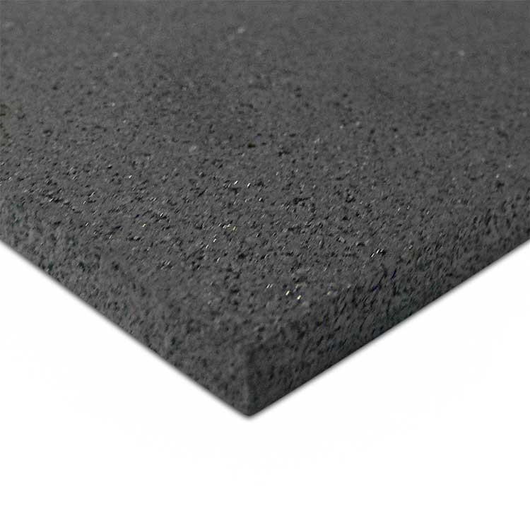 Tappeto gommato ewall grana media uso palestre 100x120x1 cm - Tappeto antitrauma ...