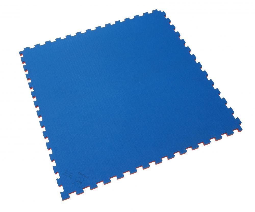 Tappeto di sicurezza 100x100x2cm con polietilene ignifugo - Tappeto antitrauma ...