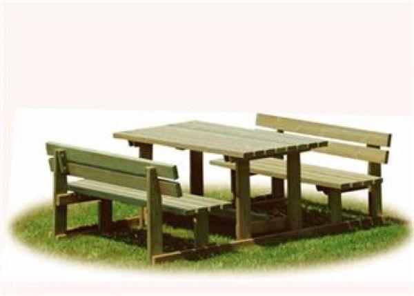... Panche Relax con spaliera ideale per parchi e giardini pubblici GPK