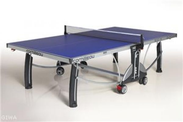 Tavolo da ping pong cornilleau 500 indoor cornilleau - Tavolo da ping pong professionale ...