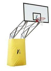 Impianto basket a traliccio