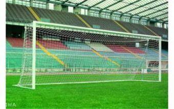 Porta calcio Mod. Italia Trasportabile