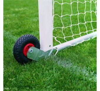 Ruote gonfiabili per porte calcio