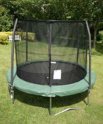 Trampolino elastico Combo cm 180 + rete protezione