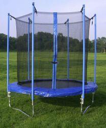 Trampolino Outdoor combi S  180 cm + rete di protezione