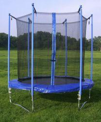 Trampolino Outdoor combi M 244 cm + rete di protezione
