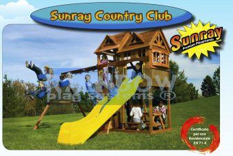 Struttura gioco Sunray Country Club