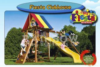 Struttura gioco Fiesta Clubhouse