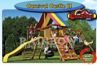 Struttura gioco Carnival Castle II