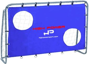 Mini-porta Power Goal cm 180x120 con bersagli