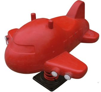 Gioco a molla Jet ( polietilene )