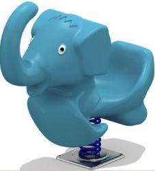 Gioco a molla Elefante ( polietilene )