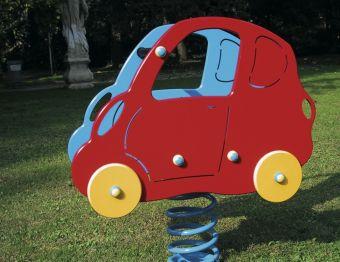Gioco a molla Auto ( in polietilene )