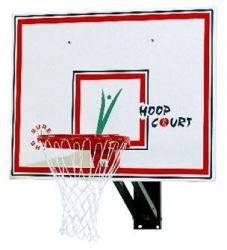 Impianto basket-minibasket a parete