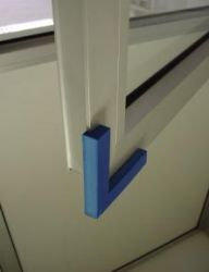 """Profilo angolare per spigoli finestre forma ad """"L"""" – mm. 20x15x 2mt"""