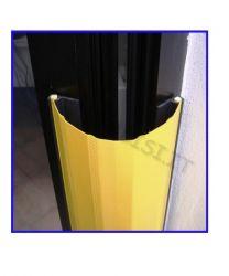Barra salvadita 22x200 cm per porte con angolo 90/110 gradi