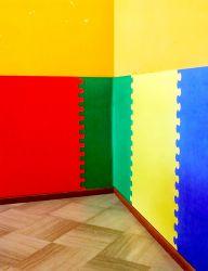 Protezione murale 10 mm H100 - a puzzle