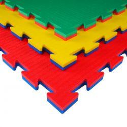 Tatami Atossico certificato EN71 , dimensione 100x100x20  in polietilene