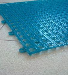 Pavimentazione antiscivolo di sicurezza per interni 34x34x12mm