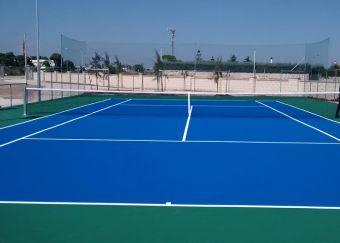 Sistema pavimentazione polifunzionale  Polisport  per uso sportivo Outdoor
