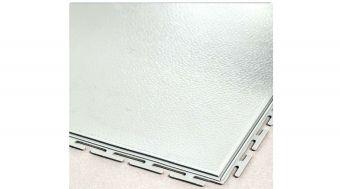Piastrella STAR - in PVC ideale per scuole ed ambienti pubblici ( sp 6mm ) con vantaggi acustici e di calpestio. ( per m² ) Finitura a Buccia D'Arancia