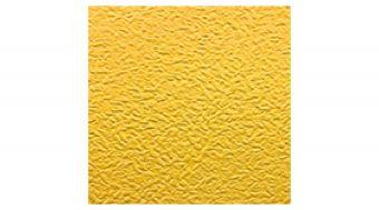 Piastrella URSA ,   in PVC , adatta per palestre e aree pesi. (spess 5 mm) Finitura Goffrata.