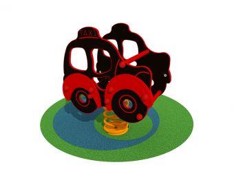 Taxi il gioco a molla per bambini