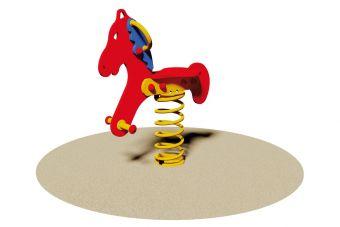 Arturo cavallo a molla