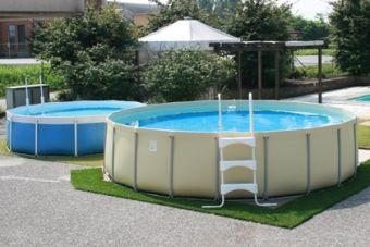 Piscine offerte prezzi offerta piscina fuori terra a 950 euro for Offerte piscine fuori terra