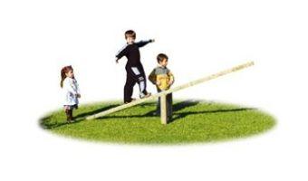 Asse di Equilibrio ideale per parchi pubblici