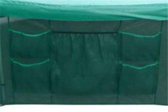 Tasche portaoggetti per Trampolino