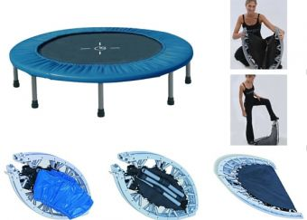 Trampolino Indoor Fit and Balance to Go 122 cm