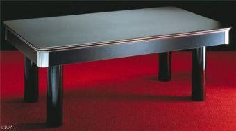 Tavolo da biliardo black elefant con piane di copertura ndir - Tavolo pranzo biliardo ...