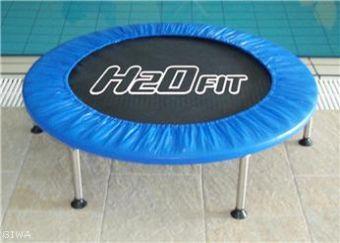 Jamp Trampolino elastico acquatico diametro 101